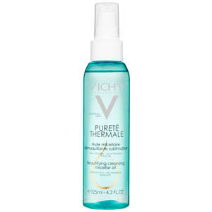 VICHY Laboratories Pureté Thermale Beautifying Cleansing Micellar Oil 125ml