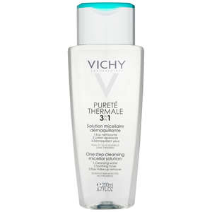 VICHY Laboratories Pureté Thermale One Step Cleansing Micellar Solution 200ml