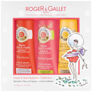 Roger & Gallet Gifts & Sets Hand and Nail Hydration Collection 3 x 30ml