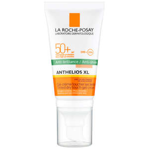 La Roche-Posay Anthelios Sun Care Anti-Shine Dry Touch Tinted Gel-Cream for Oily/Combination Skin SPF50+ 50ml