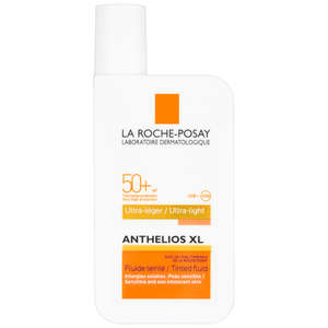 La Roche-Posay Anthelios Sun Care Ultra Light Tinted Fluid for Normal/Combination Skin SPF50+ 50ml