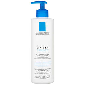 La Roche-Posay Lipikar Syndet Cleansing Body Wash for Dry/Very Dry Skin 400ml