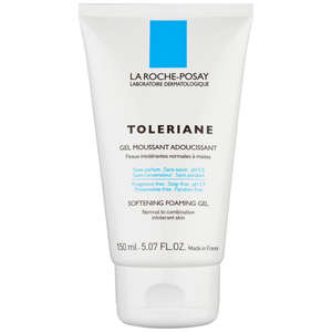 La Roche-Posay Toleriane Softening Foaming Gel Cleanser for Normal/Combination Skin 150ml