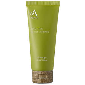 Arran Machrie - Sea Salt & Rockrose Shave Gel 100ml