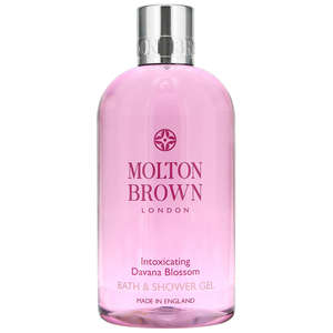 Molton Brown Intoxicating Davana Blossom Bath Shower Gel 300ml