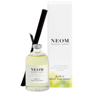 Neom Organics Scent To Boost Your Energy Feel Refreshed Reed Diffuser Refill 100ml