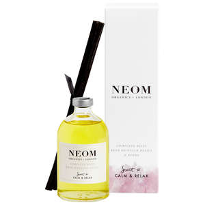 Neom Organics Scent To Calm & Relax Complete Bliss Reed Diffuser Refill 100ml