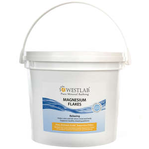 Westlab Pure Salts Relaxing Magnesium Flakes 5kg
