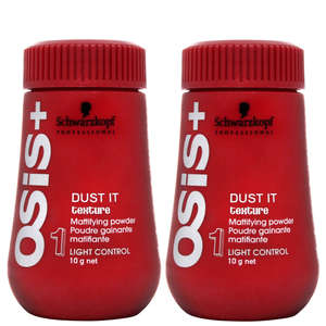 Schwarzkopf OSiS+ Dust It Mattifying Powder 10g Duo