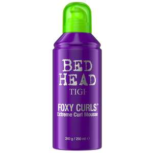 TIGI Bed Head Curl Enhancing Foxy Curls Extreme Curl Mousse 250ml