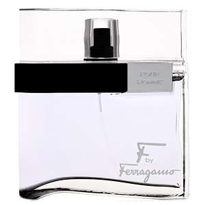 Salvatore Ferragamo F by Ferragamo Pour Homme Black Eau de Toilette Spray 100ml