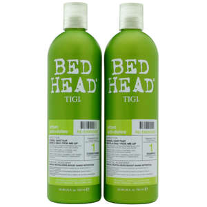 TIGI Bed Head Urban Antidotes Re-Energize Tween Set - Shampoo 750ml & Conditioner 750ml