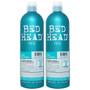 TIGI Bed Head Urban Antidotes Recovery Tween Set - Shampoo 750ml & Conditioner 750ml