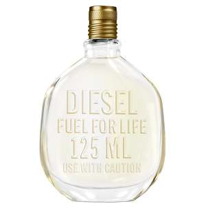 Diesel Fuel For Life Him Eau de Toilette Spray 125ml