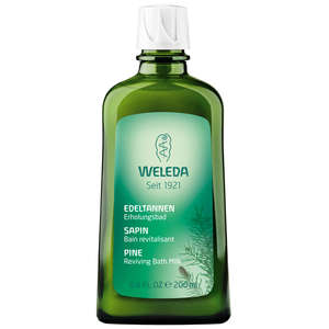 Weleda Body Pine Reviving Bath Milk 200ml