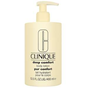 Clinique Hand & Body Care Deep Comfort Body Lotion 400ml