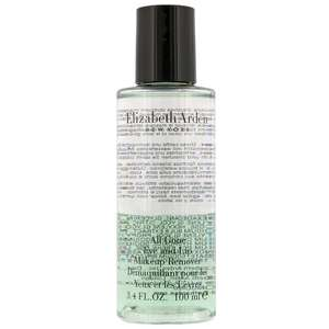 Elizabeth Arden Cleansers & Toners All Gone Eye and Lip Makeup Remover 100ml