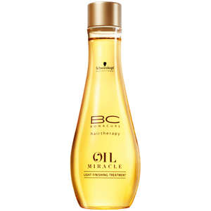 Schwarzkopf BC Bonacure Oil Miracle Light Finishing Treatment 100ml