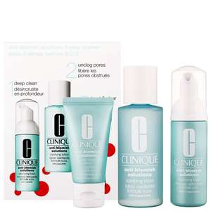 Clinique Gifts & Sets Anti-Blemish Solutions 3-Step System Set