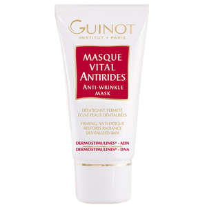 Guinot Facial Rejuvenating Masque Vital Anti-Rides Anti-Wrinkle Mask 50ml