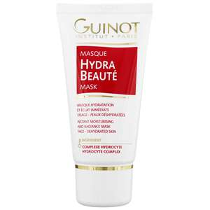 Guinot Facial Moisturizing Masque Hydra Beauté Moisture Supplying Radiance Mask 50ml