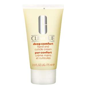Clinique Hand & Body Care Deep Comfort Hand and Cuticle Cream 75ml