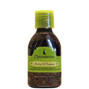 Macadamia Classic Care & Treatment Healing Oil Treatment for All Hair Types 30ml
