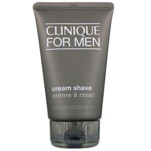 Clinique Mens Cream Shave 125ml