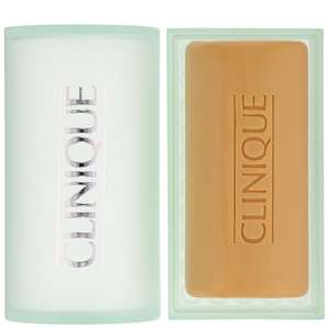 Clinique Cleansers & Makeup Removers Step 1 (Cleanse) Facial Soap with Dish Oily Skin 100g