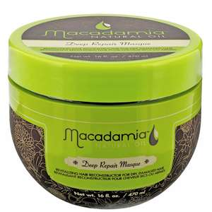 Macadamia Classic Care & Treatment Deep Repair Masque for Dry and Damaged Hair 470ml