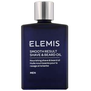 Elemis Time For Men Smooth Result Shave and Beard Oil 30ml