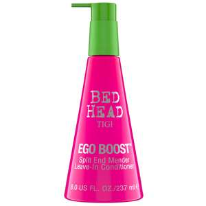 TIGI Bed Head Smoothing, Frizz Control and Shine Ego Boost Split End Mender Leave-in Conditioner 237ml