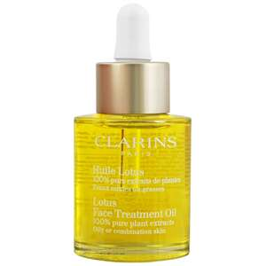 Clarins Face Treatment Oil Lotus Oily/Combination Skin 30ml