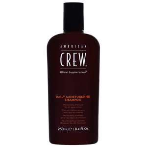 American Crew Classic  Daily Moisturizing Shampoo All Hair Types 250ml