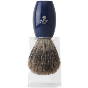 The Bluebeards Revenge Shave Privateer Collection Pure Badger Shaving Brush & Drip Stand