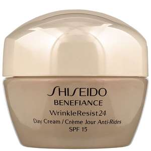 Shiseido Benefiance WrinkleResist24 Day Cream SPF15 50ml
