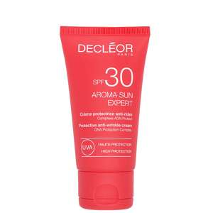 Decleor Aroma Sun Expert Protective Anti-Wrinkle Cream For The Face SPF30 50ml