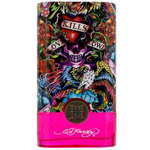 Ed Hardy Hearts & Daggers Eau de Parfum Spray 100ml