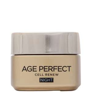 L'Oréal Paris Anti-Ageing Age Perfect Cell Renew Advanced Restoring Night Cream 50ml