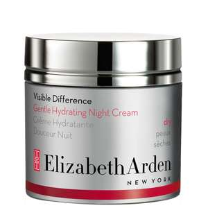 Elizabeth Arden Night Treatments Visible Difference Gentle Hydrating Night Cream For Dry Skin 50ml