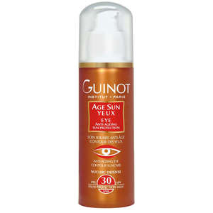 Guinot Anti-Ageing Sun Protection Age Sun Yeux Eye Contour Suncare SPF30 15ml