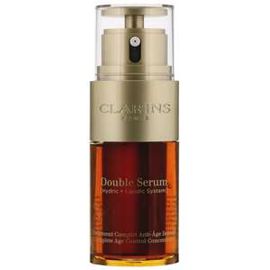 Clarins Essential Care Double Serum Complete Age Control Concentrate 30ml