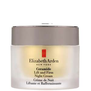 Elizabeth Arden Night Treatments Ceramide Lift and Firm Night Cream 50ml