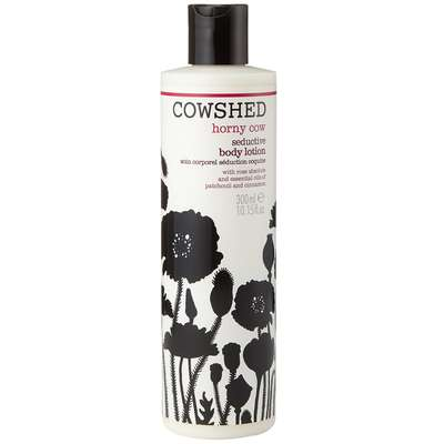 Cowshed Body Lotions & Creams Horny Cow Seductive Body Lotion 300ml