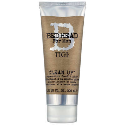 TIGI Bed Head For Men Wash and Care Clean Up Peppermint Conditioner 200ml
