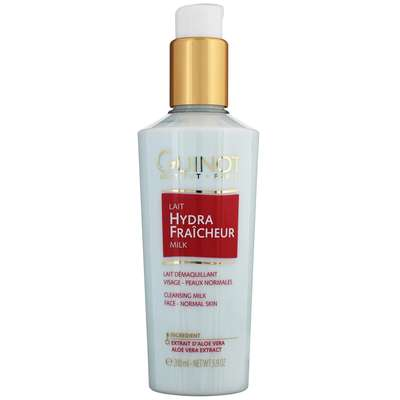 Guinot Make-Up Removal / Cleansing Lait Hydra Fraicheur Refreshing Cleansing Gel Milk All Skin Types 200ml