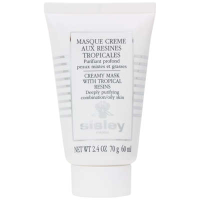 Sisley Masks Creamy Mask with Tropical Resins 60ml