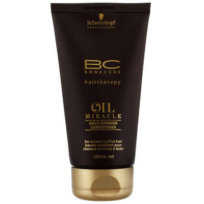 Schwarzkopf BC Bonacure Oil Miracle Gold Conditioner 150ml