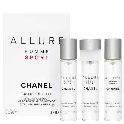 chanel allure homme refills