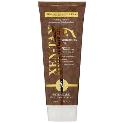 Xen-Tan Ultra Dark Moroccan Tan Ultra 236ml
